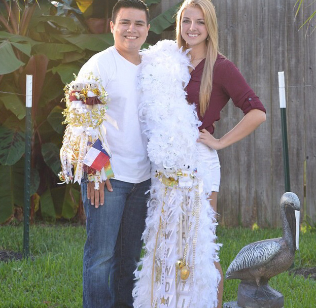 What S With These Giant Texas Homecoming Mums